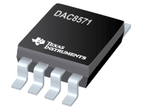 DAC8571-低功耗轨至轨输出 16 位 I2C 输入 DAC