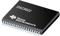 DAC8822-Dual, Parallel Input, 16-Bit, Multiplying Digital-to-Analog Converter