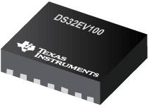 DS32EV100-可编程单路均衡器