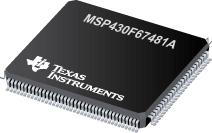 MSP430F67481A-MSP430F677x1A、MSP430F677x 1A、MSP430F677x1A 混合信号微控制器
