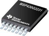 MSP430G2231-MSP430G2x21、MSP430G2x31 混合信号微处理器