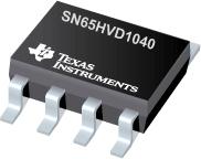 SN65HVD1040-具有超低功耗待机模式和总线唤醒的工业 CAN 收发器
