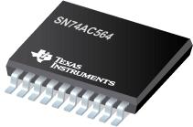 SN74AC564-具有三态输出的八路 D 类边沿触发器