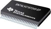 SN74LVC16T245-EP-SN74LVC16T245-EP 16 位双电源总线收发器