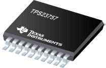 TPS23757-高效 PoE 接口和 DC/DC 控制器