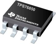 TPS76850-单输出 LDO、1.0A、固定电压 (5.0V)、低静态电流、快速瞬态响应